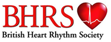 British Heart Rhythm Society Logo